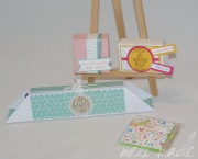 grüne Box: Julia Wagner, rosa Box: Natalie Röske, gelb/pinke Box: Silvia Sandkötter & Block Martina Vornholt